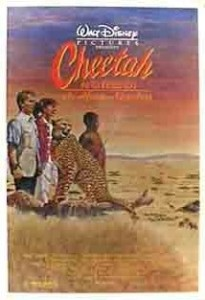 cheetah movie
