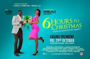 6 Hours to Christmas Image