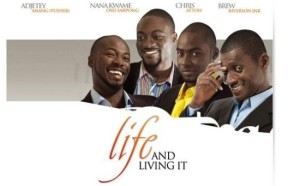 Life and Living It Poster