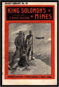 KING SOLOMONS MINES NOVEL